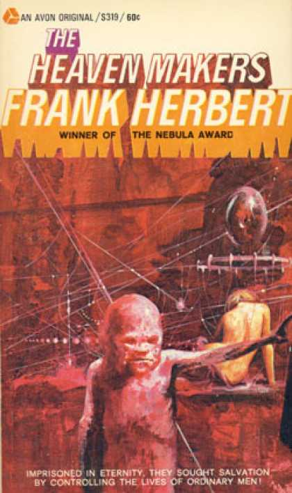 Avon Books - The Heaven Makers - Frank Herbert