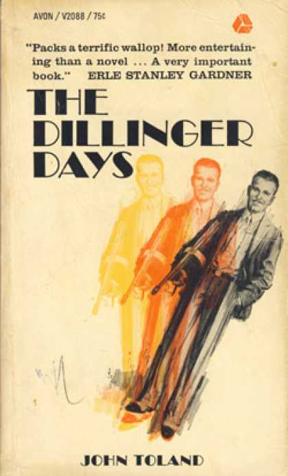 Avon Books - The Dillinger Days - John Toland