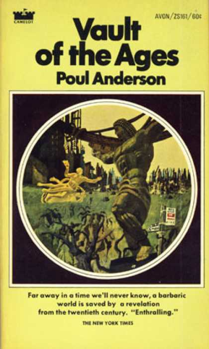 Avon Books - Vault of the Ages - Poul Anderson