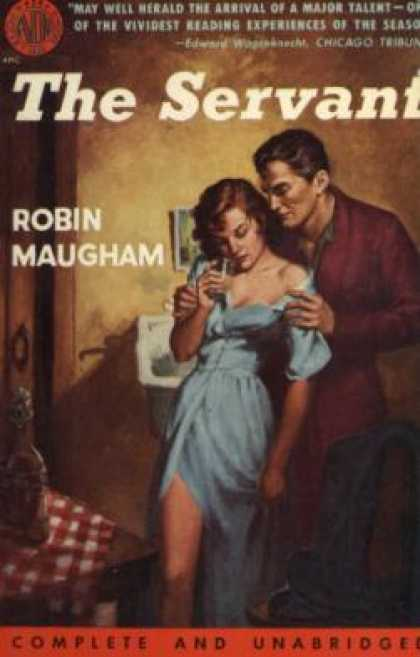 Avon Books - The Servant - Robin Maugham