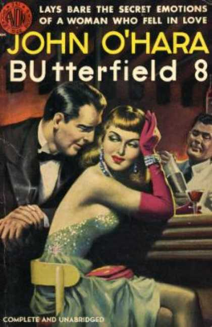 Avon Books - Butterfield 8 - John O'hara