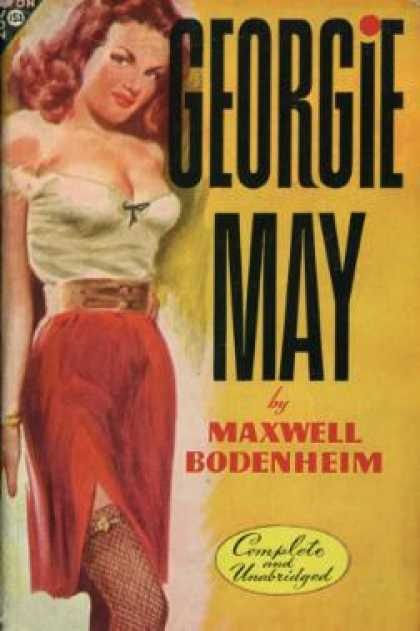 Avon Books - Georgie May - Maxwell Bodenheim