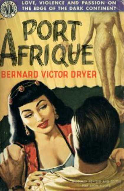 Avon Books - Port Afrique - Bernard Victor Dryer