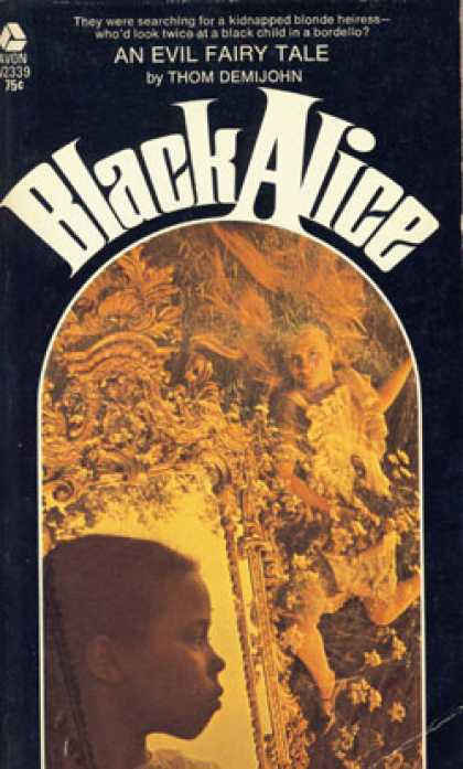 Avon Books - Black Alice - Thomas Disch