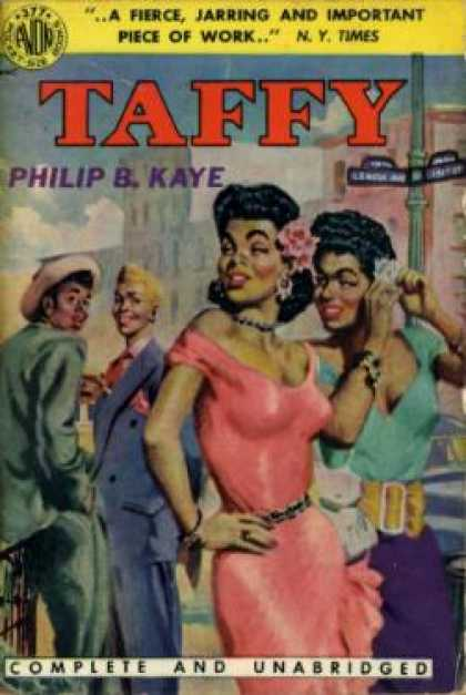 Avon Books - Taffy - Philip B Kaye