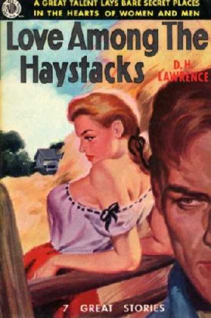 Avon Books - Love Among the Haystacks, & Other Stories - D. H Lawrence