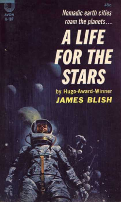 Avon Books - A Life for the Stars - James Blish