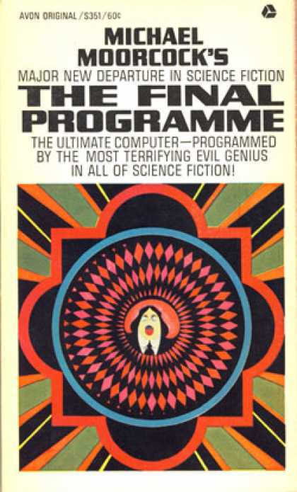 Avon Books - The Final Programme - Michael Moorcock