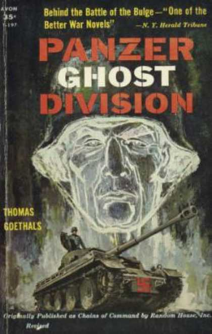 Avon Books - Panzer Ghost Division - Thomas Goethals