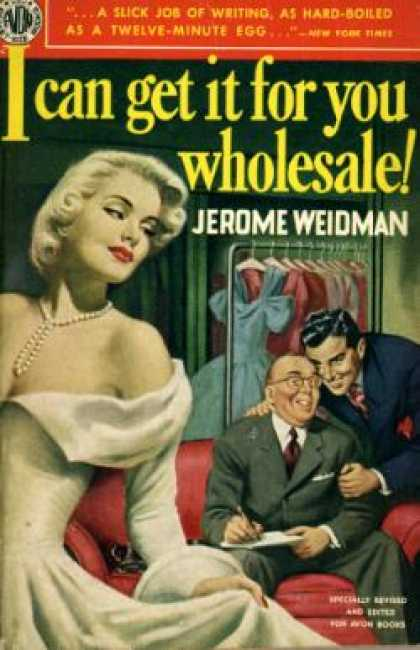 Avon Books - I Can Get It for You Wholesale - Jerome Weidman