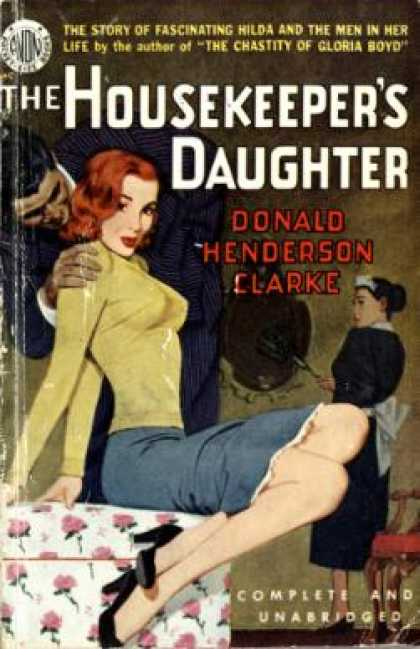 Avon Books - The Housekeeper's Daughter - Donald Henderson Clarke