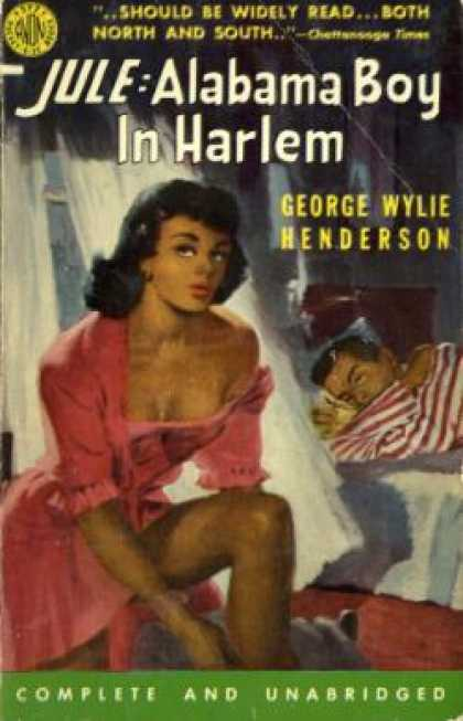Avon Books - Jule: Alabama Boy In Harlem