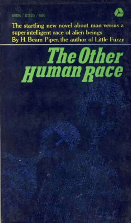 Avon Books - The Other Human Race - H. Beam Piper