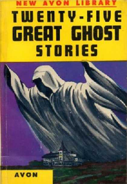 Avon Books - Twenty-Five Great Ghost Stories