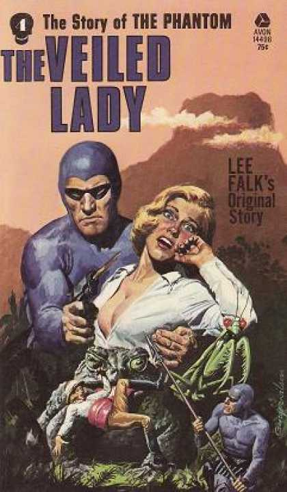 Avon Books - Story of the Veiled Lady, the - Lee Falk