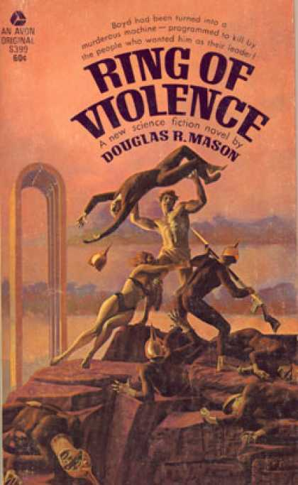 Avon Books - Ring of Violence