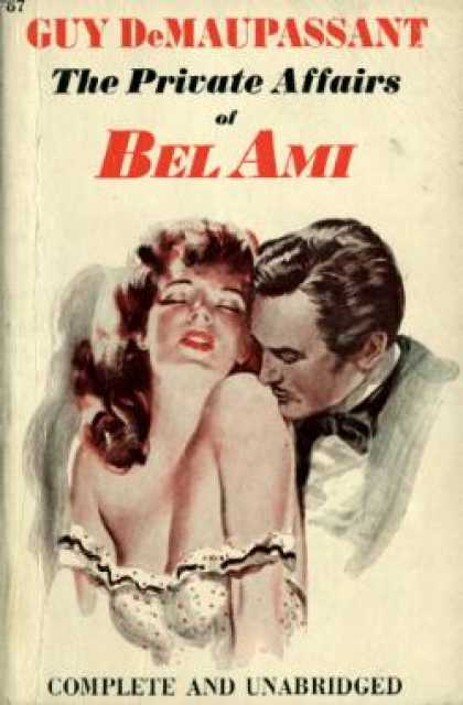 Avon Books - Private Affairs of Bel Ami