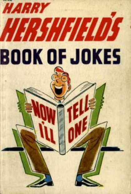 Avon Books - Now I'll Tell One: Harry Herschfields Book of Jokes - Harry Hershfield