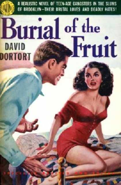 Avon Books - Burial of the Fruit - David Dortort