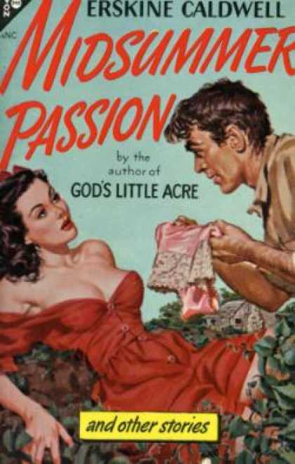 Avon Books - Midsummer Passion and Other Tales of Maine Cussedness