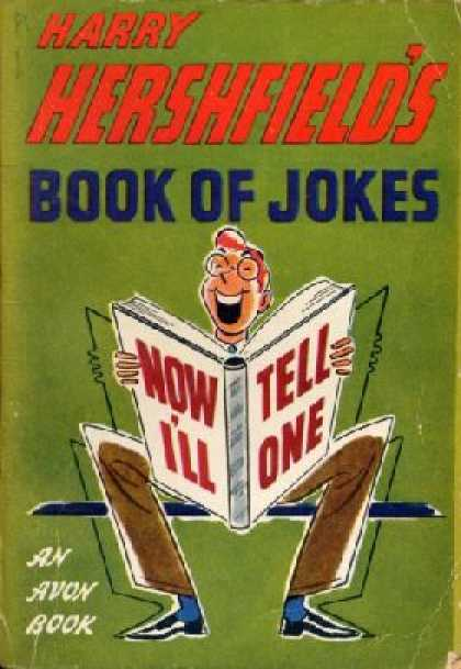 Avon Books - Now I'll Tell One: Harry Hershfield's Book of Jokes - Harry Hershfield