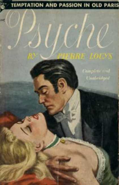 Avon Books - Psyche - Pierre Louys