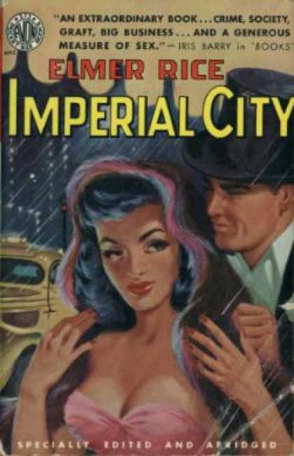 Avon Books - Imperial City - Elmer Rice
