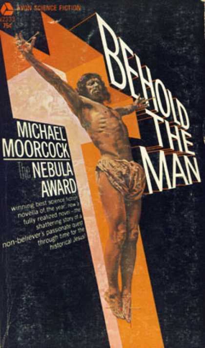Avon Books - Behold the Man - Avon V2333 - Michael Moorcock