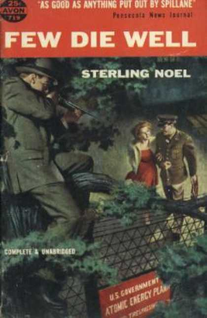 Avon Books - Few Die Well - Sterling Noel