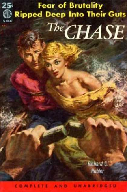 Avon Books - The Chase - Richard Gibson Hubler