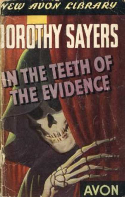 Avon Books - In the Teeth of the Evidence, and Other Stories - Dorothy L Sayers