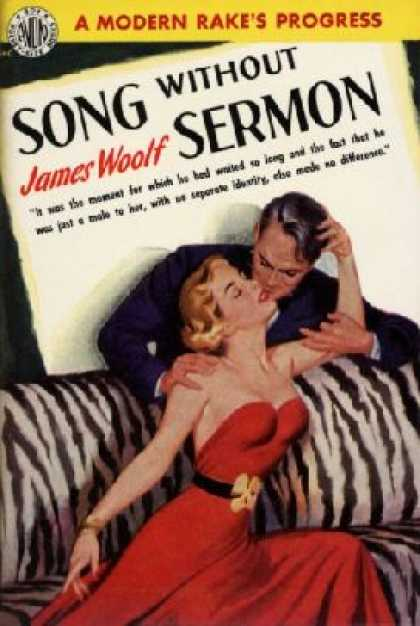 Avon Books - Song Without Sermon - James Woolf