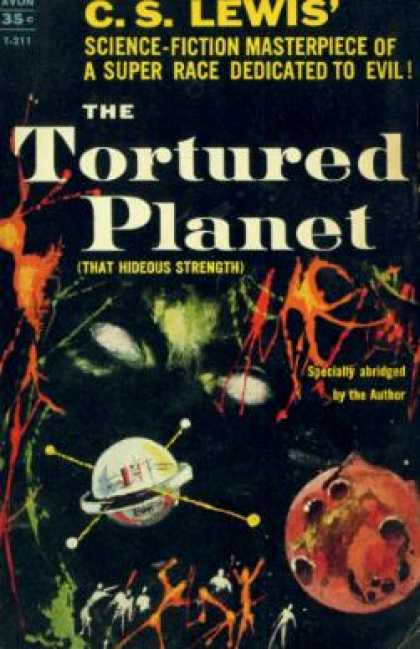 Avon Books - The Tortured Planet - C S Lewis
