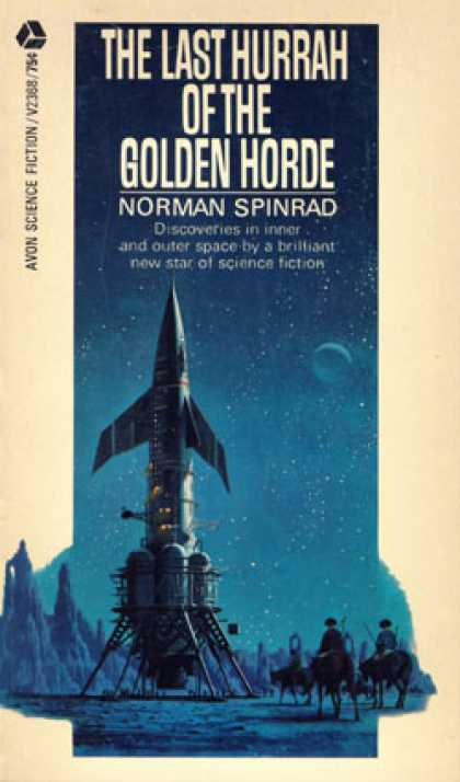 Avon Books - The Last Hurrah of the Golden Horde
