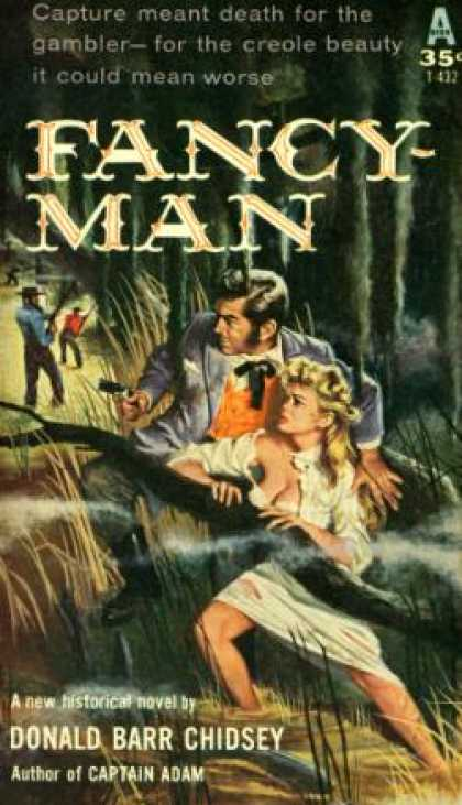Avon Books - Fancy-Man - Donald Barr Chidsey