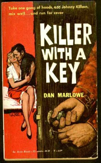 Avon Books - Killer With a Key