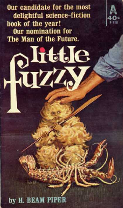 Avon Books - Little Fuzzy - H. Beam Piper