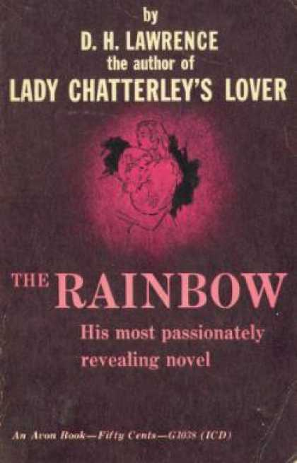 Avon Books - The Rainbow - D.h. Lawrence