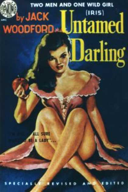 Avon Books - Untamed Darling - Jack Woodford