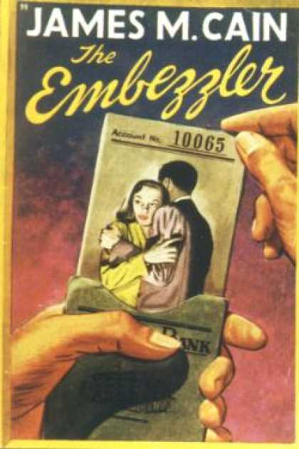 Avon Books - The Embezzler, - James M Cain