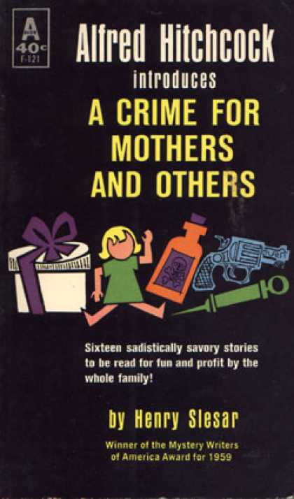 Avon Books - Alfred Hitchcock Introduces a Crime for Mothers and Others