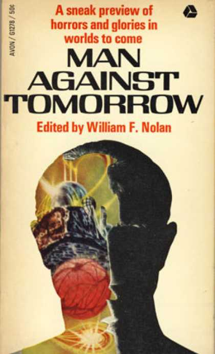 Avon Books - Man Against Tomorrow