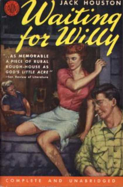 Avon Books - Waiting for Willy - Jack Houston