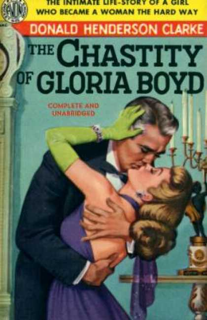 Avon Books - The Chastity of Gloria Boyd - Donald Henderson Clarke