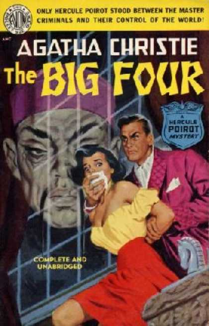 Avon Books - The Big Four