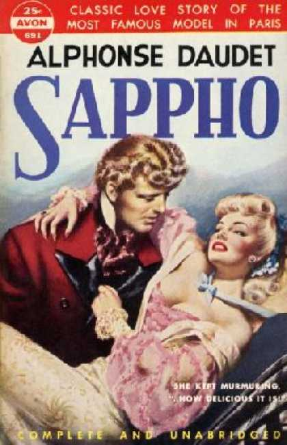 Avon Books - Sappho (avon Pocket Size Books, Volume 294)