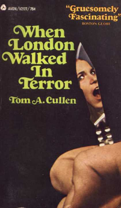 Avon Books - When London Walked In Terror - Tom A. Cullen