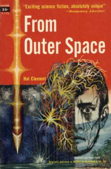Avon Books - From Outer Space