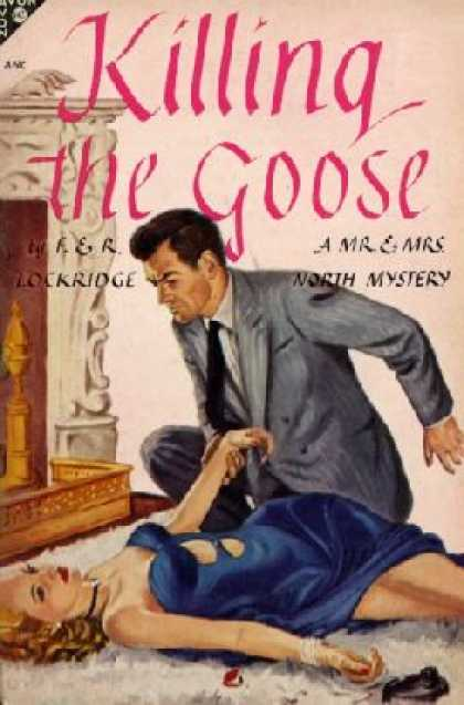 Avon Books - Killing the Goose - Frances and Richard Lockridge