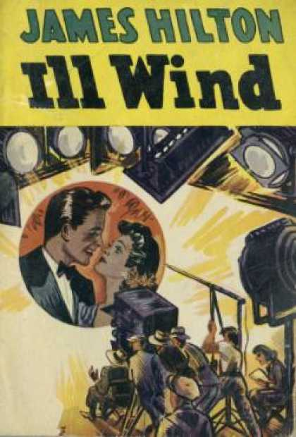 Avon Books - Ill wind - James Hilton